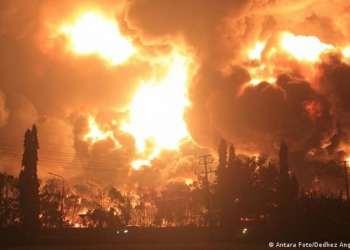 Έκρηξη σε διυλιστήριο στην Ινδονησία