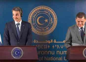 Μήνυμα Λίβυου ΠΘ στον Μητσοτάκη: Κοιτάμε τα συμφέροντά μας