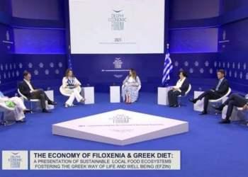 Αυτό είναι το μανιφέστο της ελληνικής μεσογειακής διατροφής