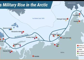 Ο νέος θερμός... ψυχρός πόλεμος στην Αρκτική