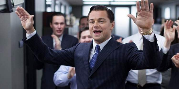 Briker, Di Cario, The Wolf of Wall Street
