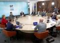 "G7 κατά κορονοϊού και Κίνας... Με ""το γάντι"" κατά Πούτιν"