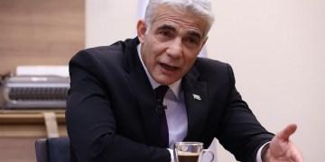 Ο Γιαίρ Λαπίντ, Yair Lapid