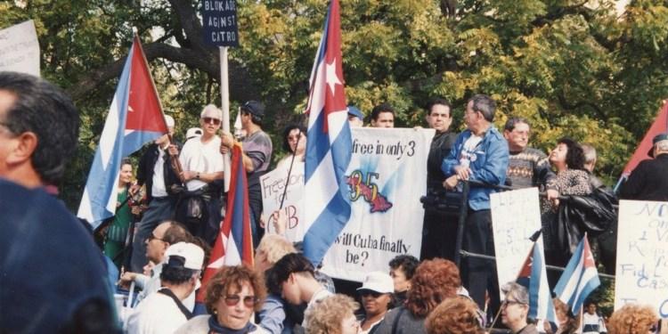 ΔΙαδηλώσεις στην Κούβα