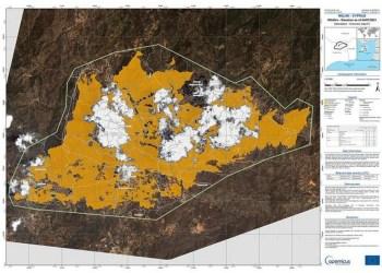 Κύπρος: Ενεργοποιήθηκε η Υπηρεσία Εκτάκτων Αναγκών του Copernicus για τη φωτιά