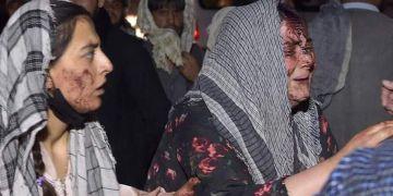 Επίθεση στο αεροδρόμιο της Καμπούλ