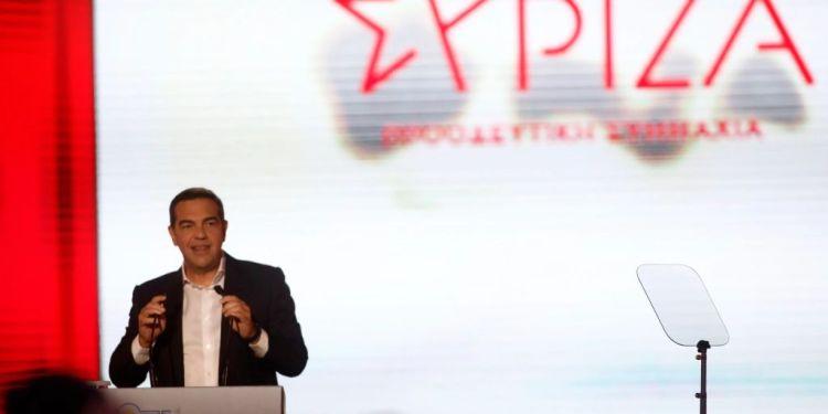 Η ομιλία Τσίπρα στη ΔΕΘ