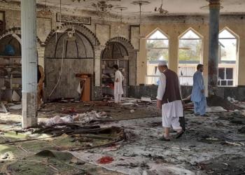 τρομοκρατική επίθεση σε τζαμί στο Αφγανιστάν