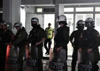 Αστυνομία, ΜΑΤ