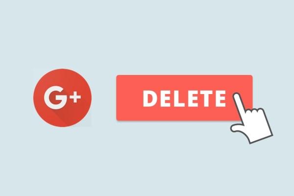 Google+ se închide