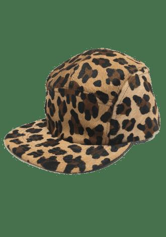 D9 RESERVE CHEETAH PONY HAIR CAMPER