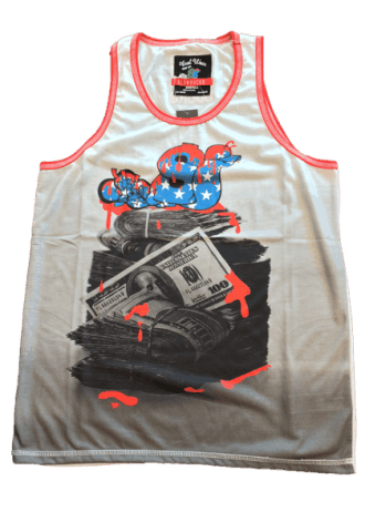 SLOWBUCKS AMERICAN GREED TANK