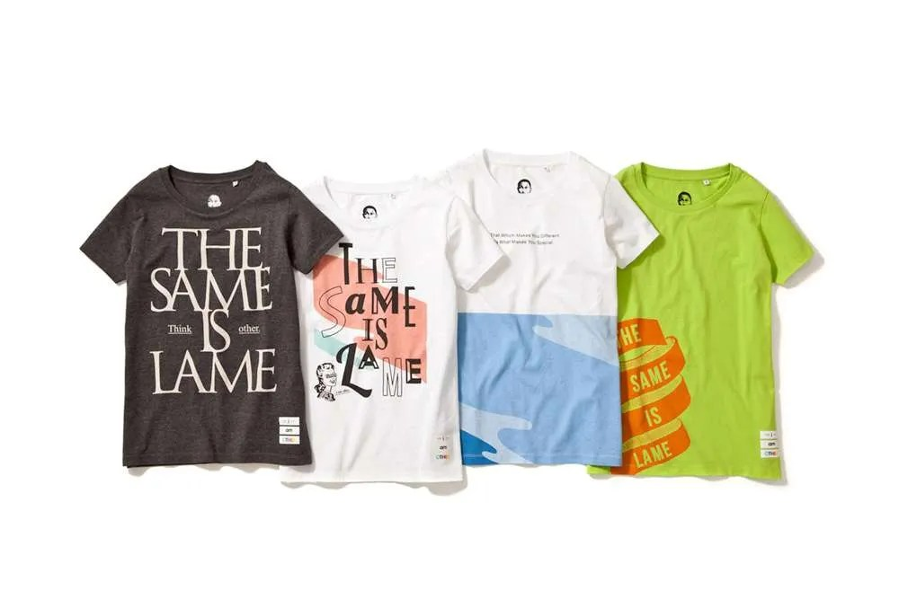 "eed9e0e4820743 Pharrell x Uniqlo UT Spring Summer 2014 ""i am OTHER"" Collection - Crisp  Culture"