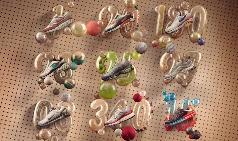 Nike Air Max Timeline - Crisp Culture 854322383344