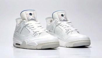 Air Jordan 4 Custom SNES NBA Jam Sneakers - Crisp Culture c1ed8a3a5