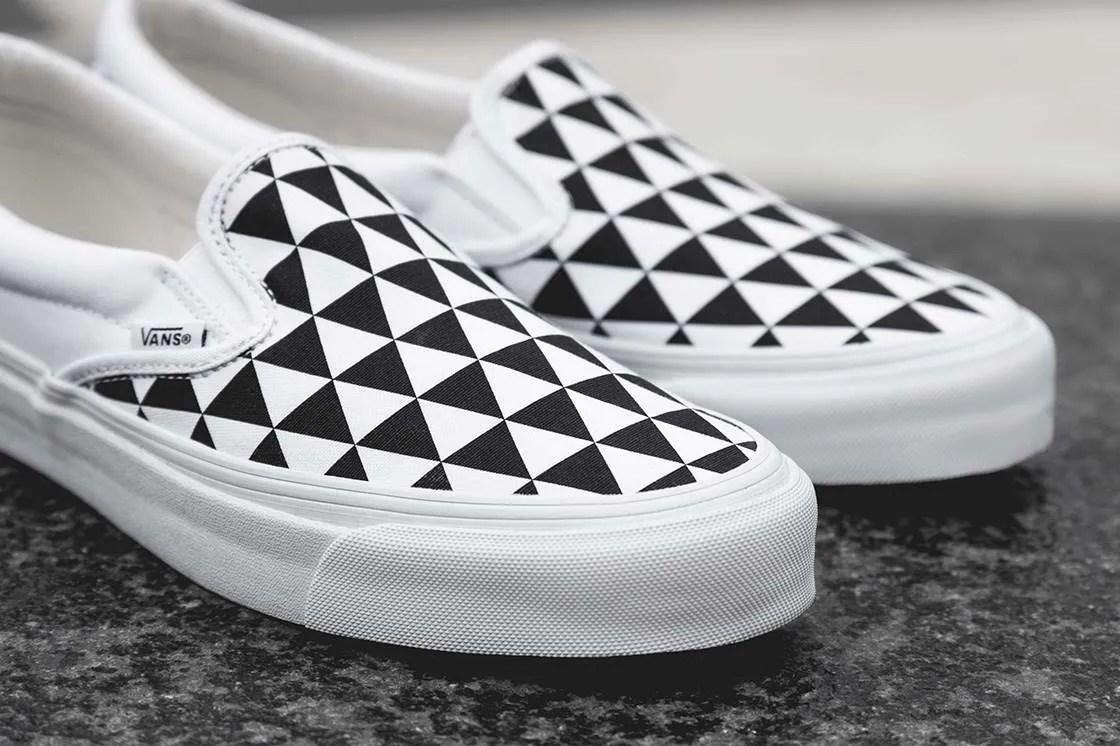1149267d3a Sneakersnstuff x Vans OG Classic Slip-On LX  Stockholm  - Crisp Culture