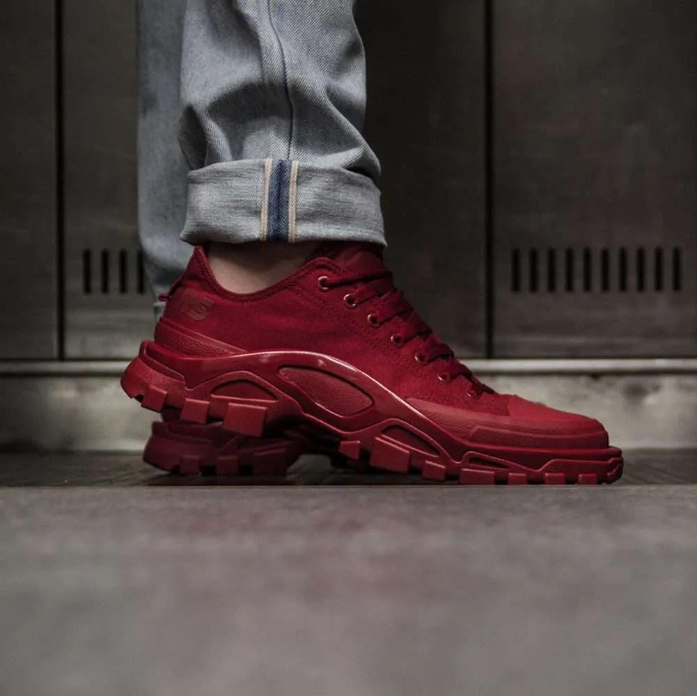 558fbd45732c adidas-x-raf-simons-detroit-runner-red-01 - Crisp Culture