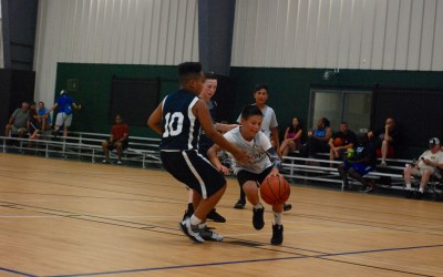 Summer Leagues – #3 – 3-on-3 – Encourage the Dribble!