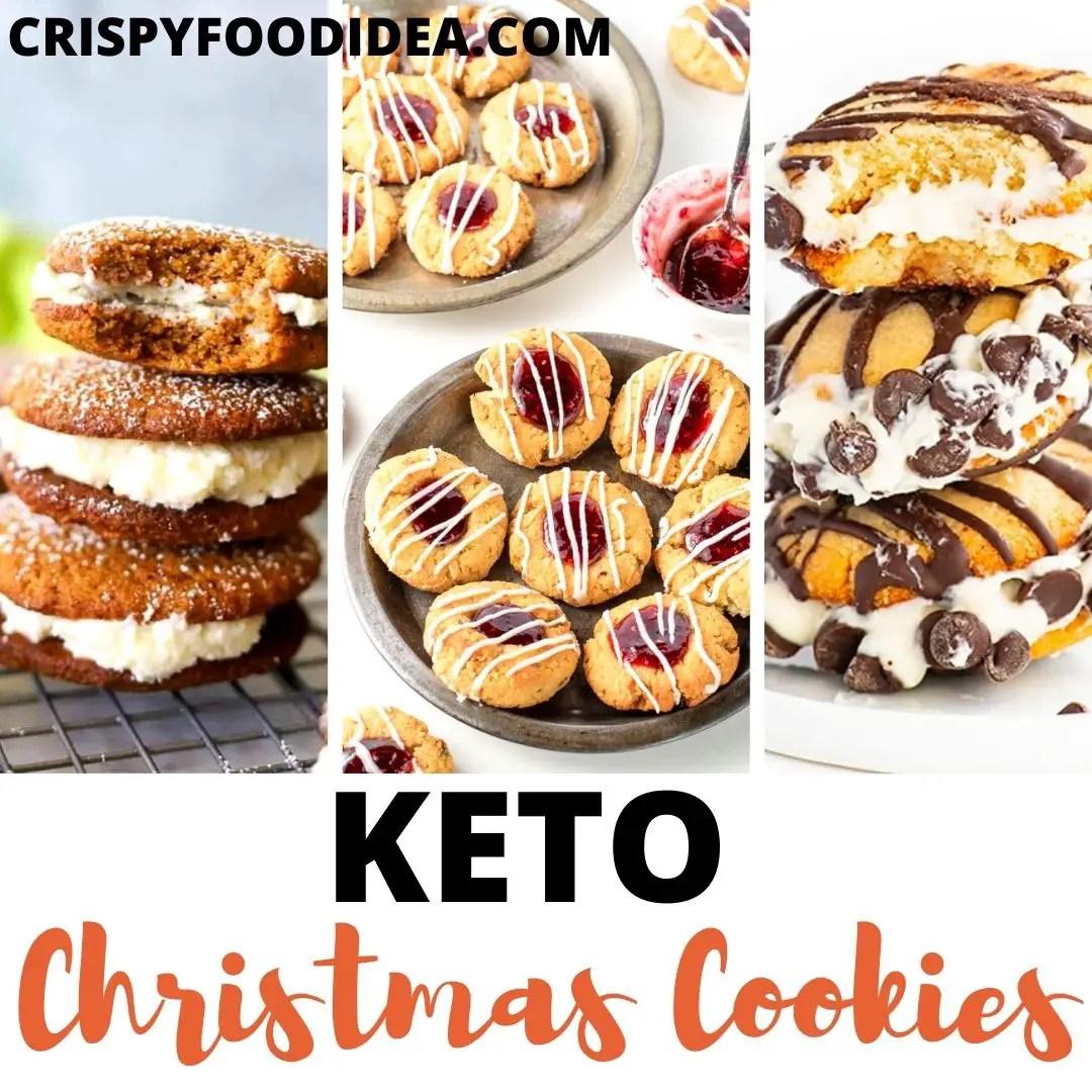 KETO-Christmas-Cookies