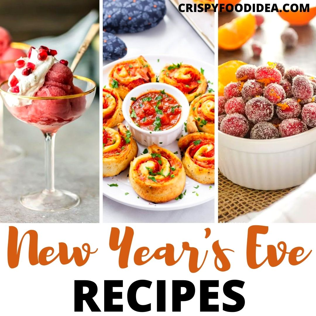New Year's Eve RECIPES
