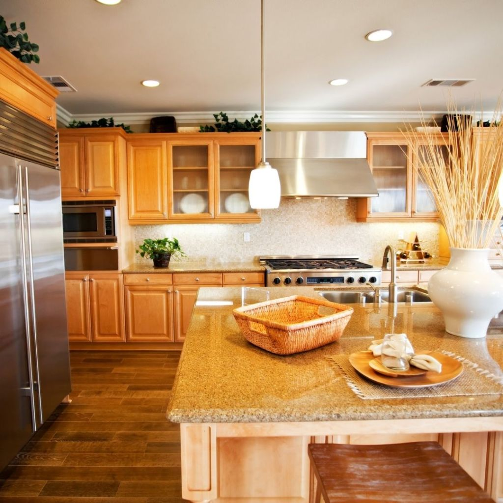 Organize your kitchen according to your needs