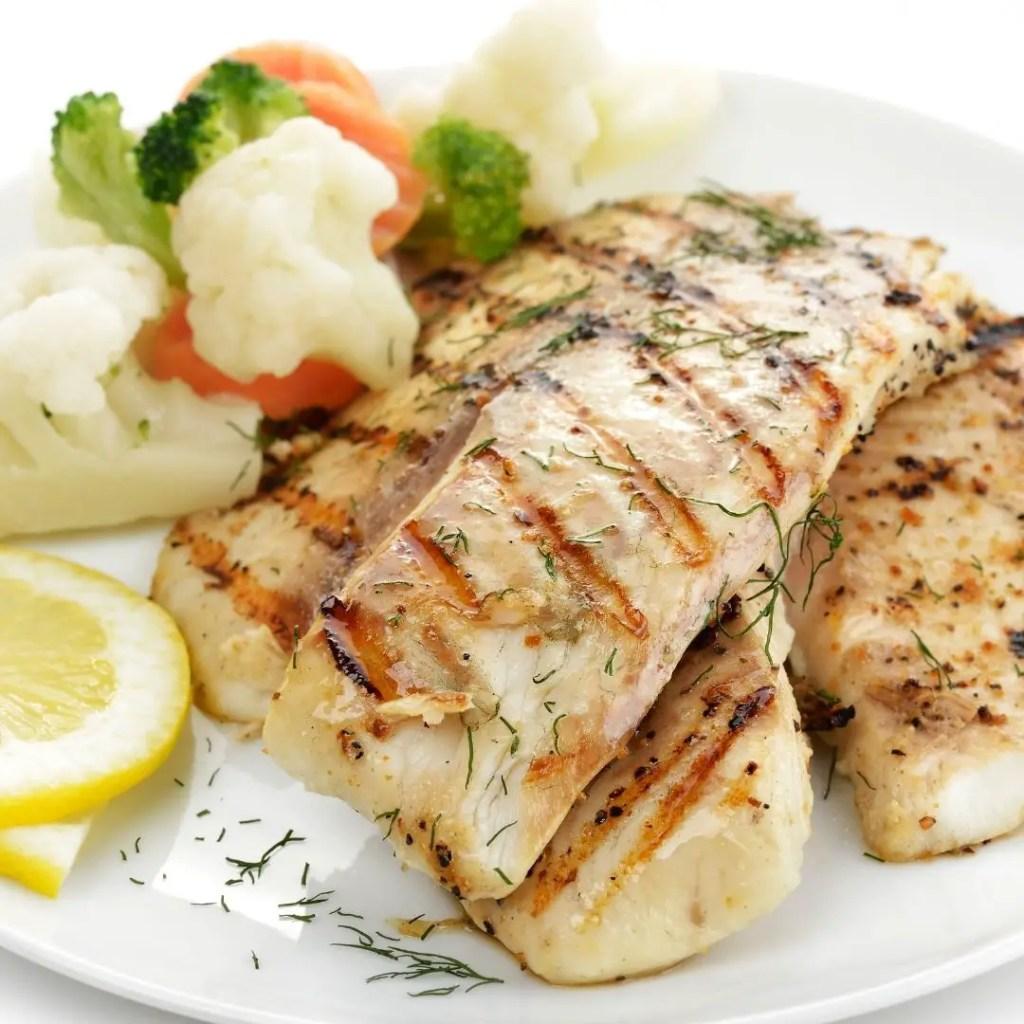 Grill some delicious Fresh Fish