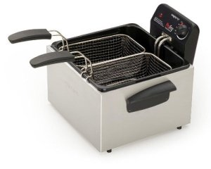 Presto 05466 Dual ProFry Immersion Element Deep Fryer Review