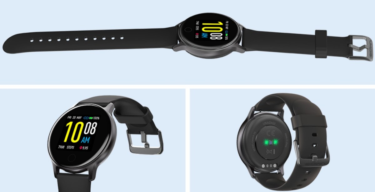 UMIDIGI Uwatch 2S Design