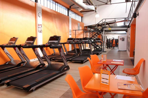 Climatisation et ventilation salle de sport Go Fitness à Yerres 91