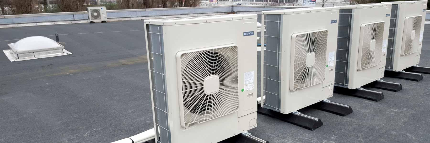 Cristal'Air spécialiste Climatisation Hitachi