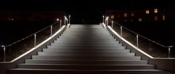 Barandilla Q-LIGHTS SPOTLIGHT