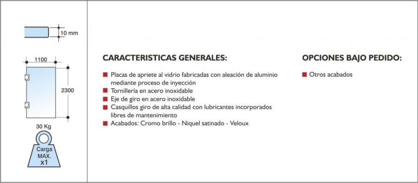 BG Características