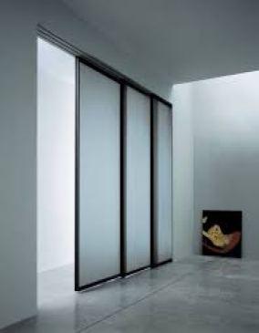 puertas cristal paneles