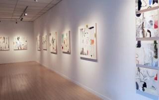 Camrose Ducote, abstract art, art exhibition, contemporary art, Vancouver, Elissa Cristall Gallery