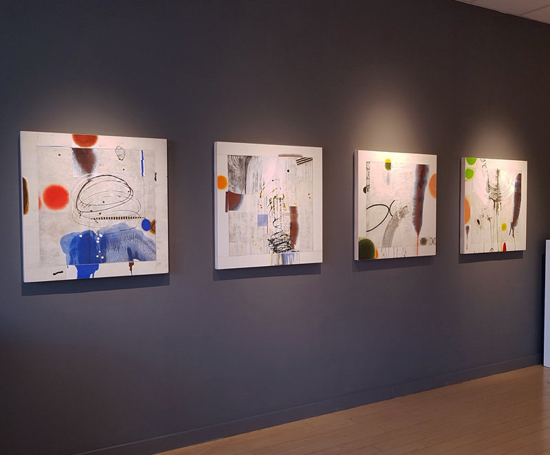 Camrose Ducote, contemporary art, abstract art, art consulting, Vancouver, art exhibition, Elissa Cristall Gallery