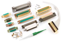 D-Sub Miniature - D-Sub Miniature Connectors