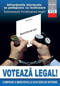 voteaza legal