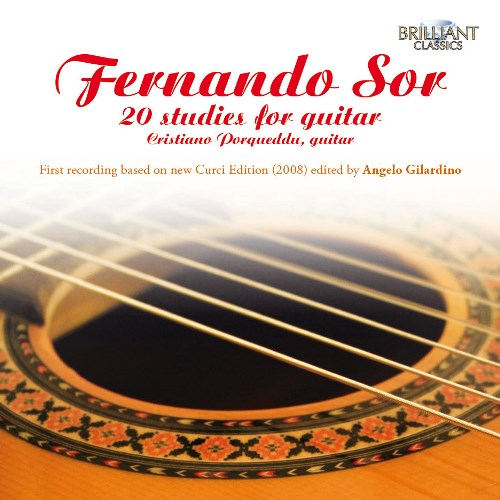 Fernando Sor - 20 Studies for Guitar