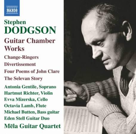 Stephen Dodgson Guitar Chamber Works
