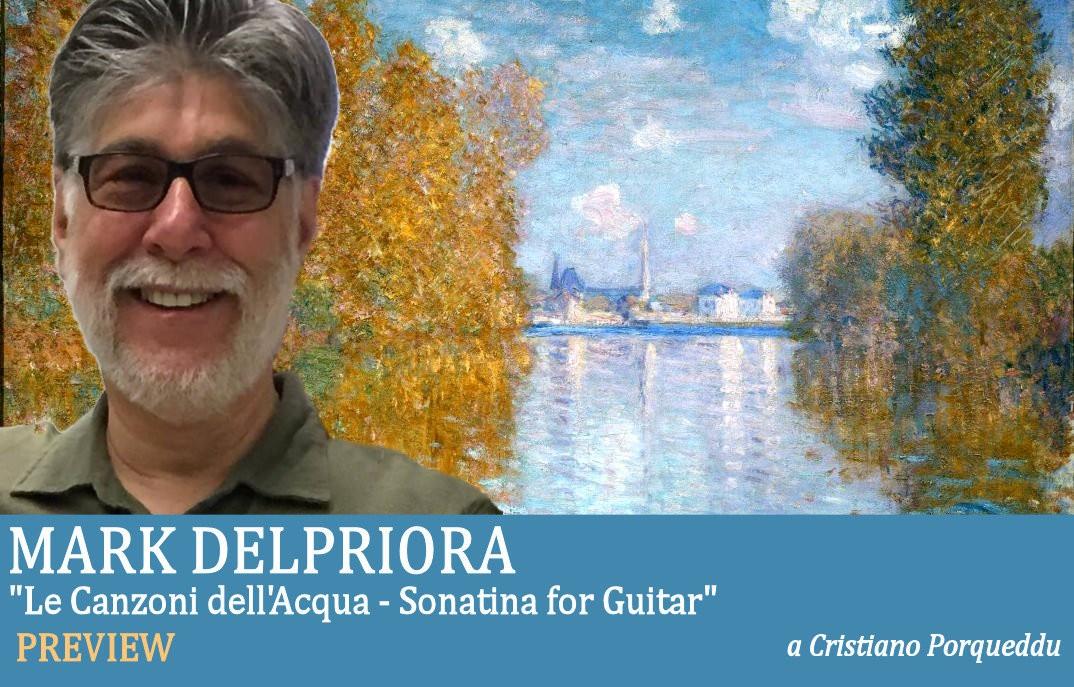 Mark Delpriora Canzoni Acqua Porqueddupreview Cristiano Porqueddu