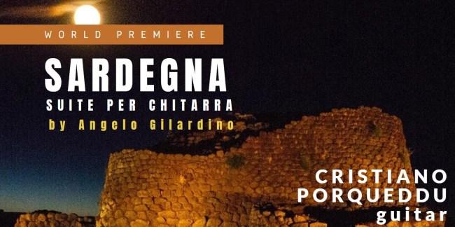 SARDEGNA -Suite per Chitarra