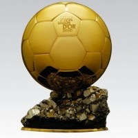 Ronaldo, Iniesta and Messi up for FIFA Ballon d'Or 2012