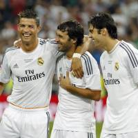 Raul 'grateful' for Real Madrid tribute