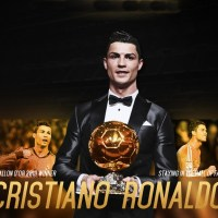 Wallpaper: Cristiano Ronaldo - Ballon D'OR 2013
