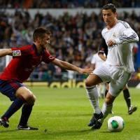 Cristiano Ronaldo - Goal vs Barcelona (21.4.2012)