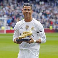Cristiano Ronaldo's 2013 Ballon d'Or is now on display in Real Madrid Museum
