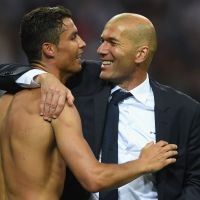 Ronaldo Names Preferred Successor to Zidane as Madrid Coach