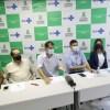 Romero anuncia concurso para 107 vagas na Saúde