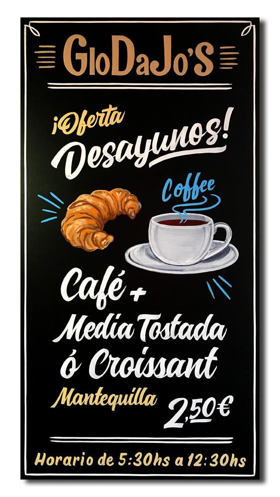 rotulacion-a-mano-pizarra-desayuno-sabadell