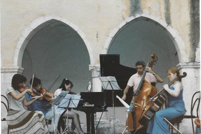 """F.Schubert, Quintetto """"La trota"""""""